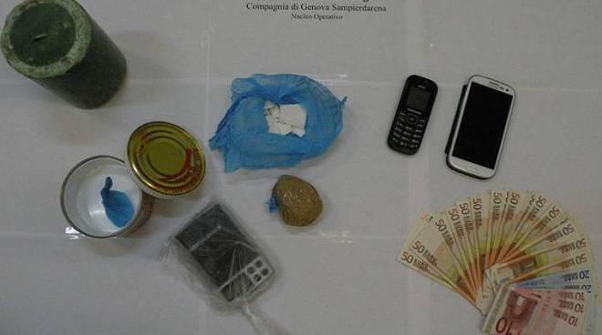 arresto spaccio cocaina