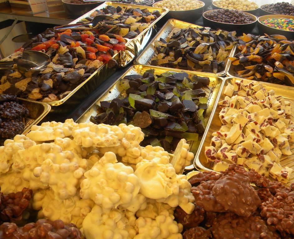 Artigiani del cioccolato: La Fabbrica in piazza a Savona