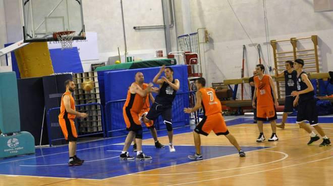 Basket Cogoleto Varazze