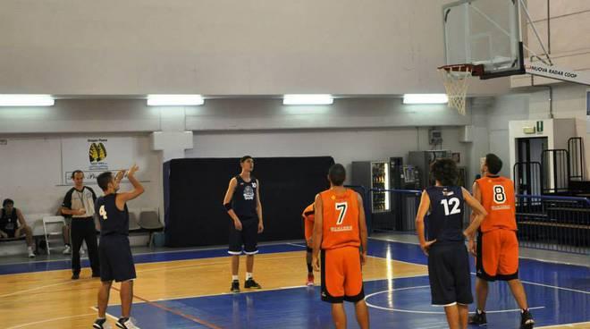 Basket Juvenilia Cogoleto