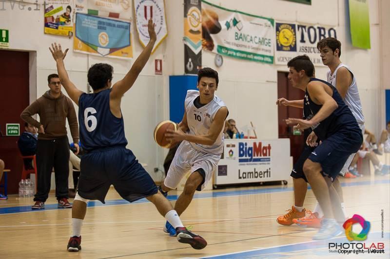 Basket, Under 19 Open: l'Albenga