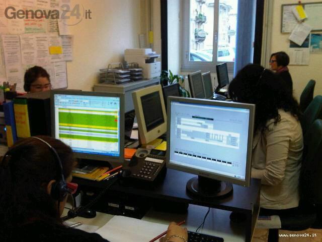 centrale operativa radio taxi