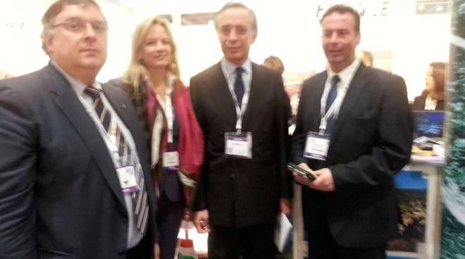 Consorzio Riviera di Ponente Coast: ambasciatore Londra