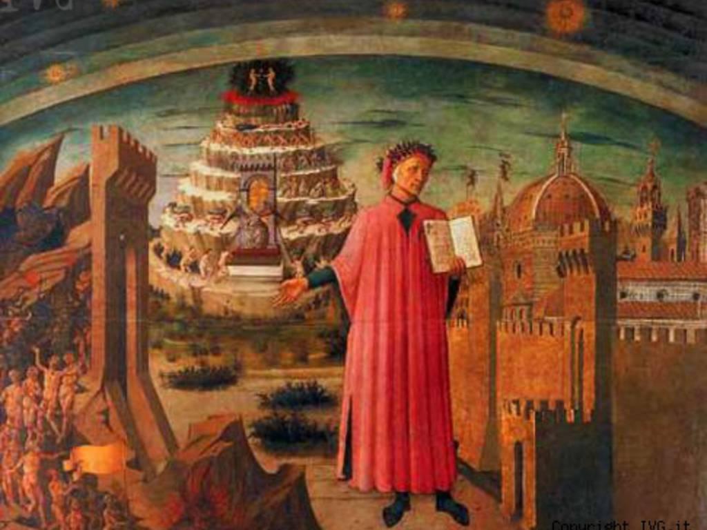 Dantedì, gli studenti del Falcone celebrano Dante Alighieri con un sonetto  dedicato ad amicizia ed evasione - IVG.it