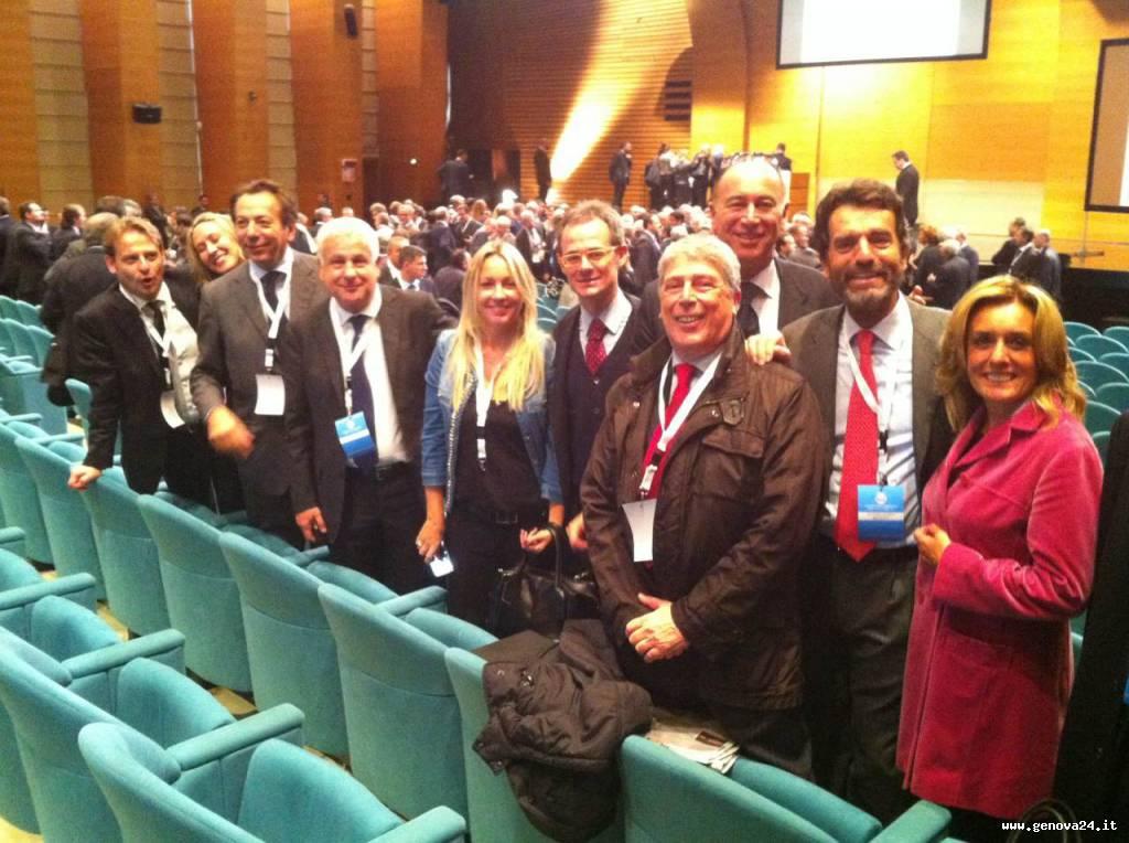 delegati liguri forza italia