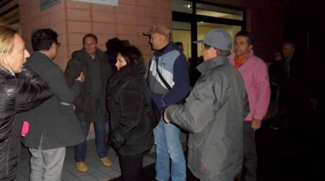 forno crematorio, il comitato contro Robello