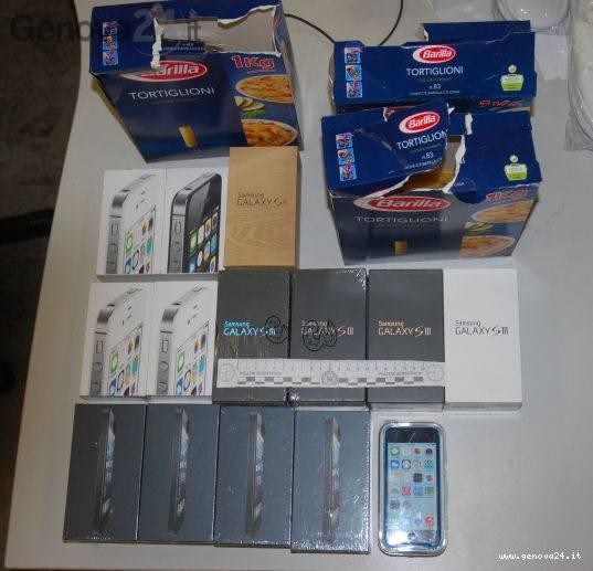furto iphone