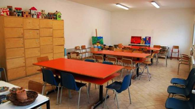 nuova aula scuola ceriale