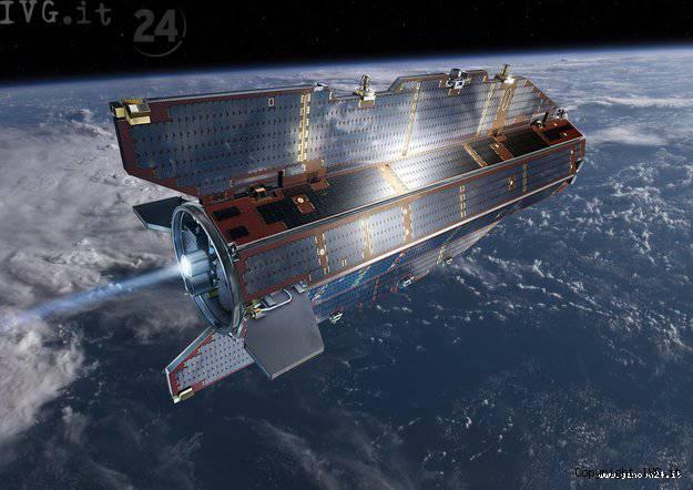 Satellite Goce