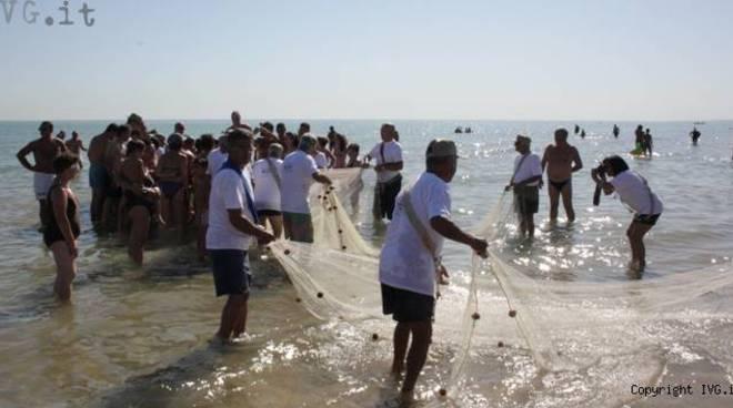 sciabica da spiaggia