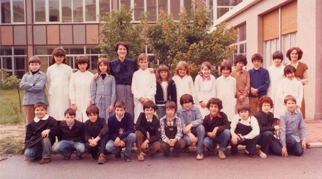 vecchia foto scuola callandrone
