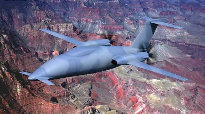 velivolo drone piaggio aero