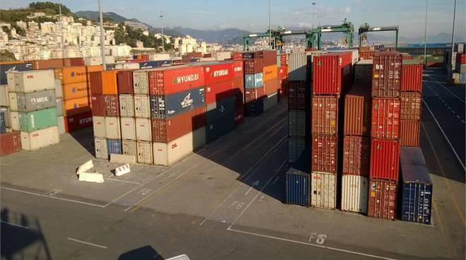 vte voltri container