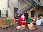 Albenga, Babbo Natale al Centro Aiuto Vita ingauno
