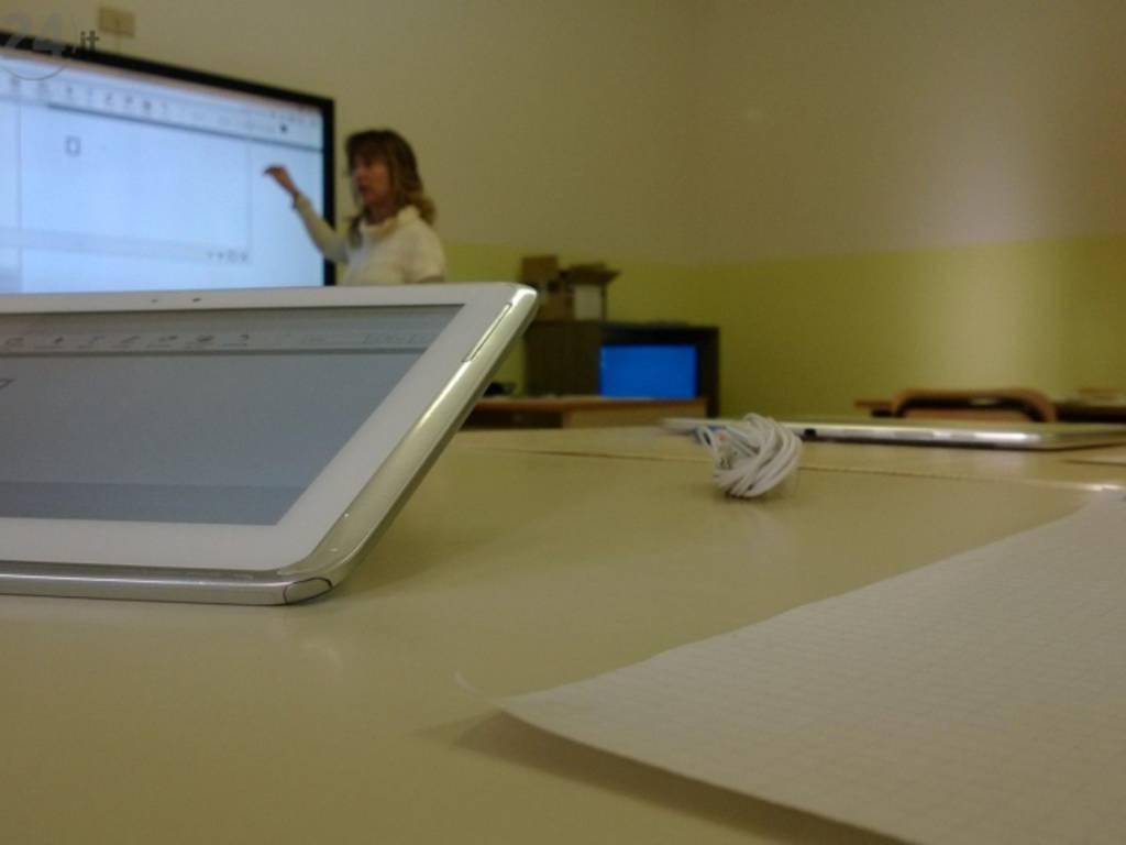 aula digitale, classe 2.0