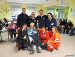 Festa con i Carabinieri all?Istituto Trincheri di Albenga