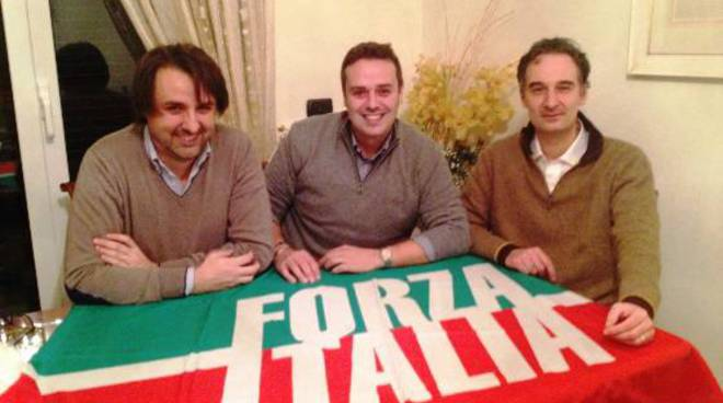 forza italia albenga