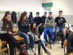 Liceo Bruno a scuola a Natale