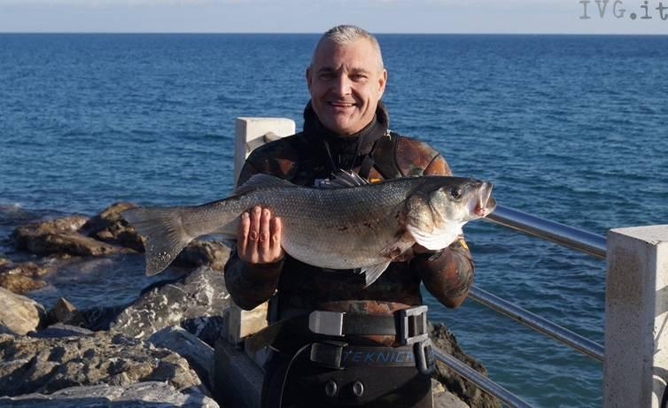 pesca eccezionale: capitano Morelli cc