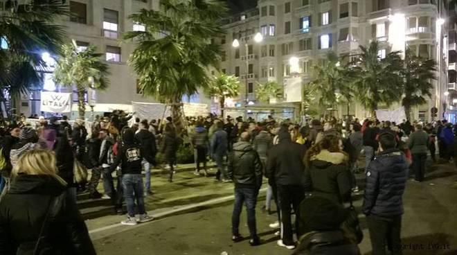 piazza saffi forconi