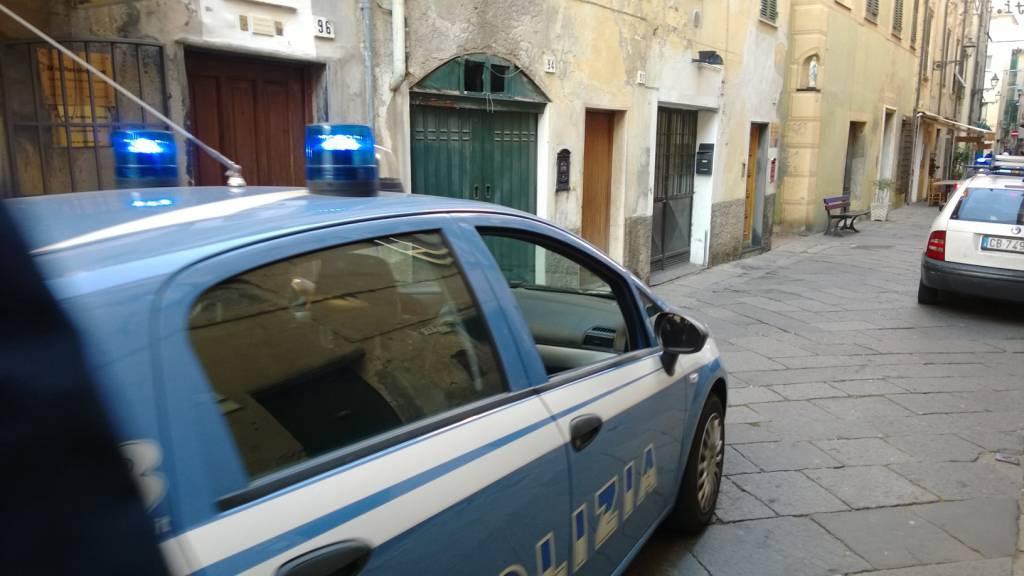 polizia ad albenga