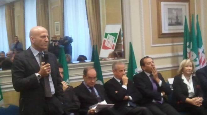 Presentazione Forza Italia a Genova