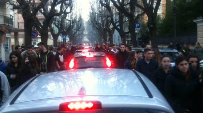 Protesta forconi Albenga
