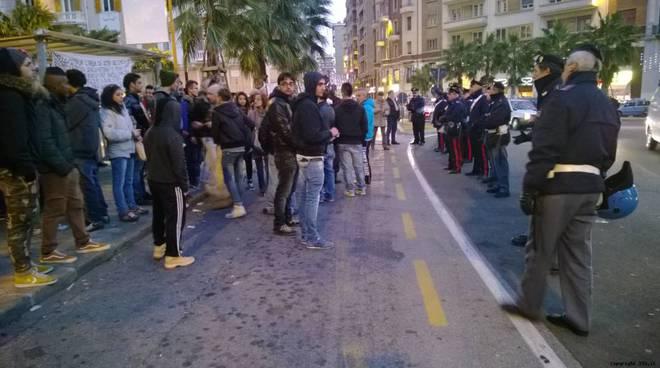 Protesta forconi Savona