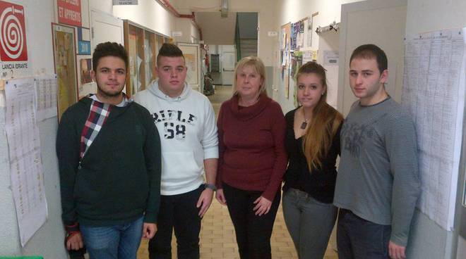 Rappresentanti Liceo Bruno