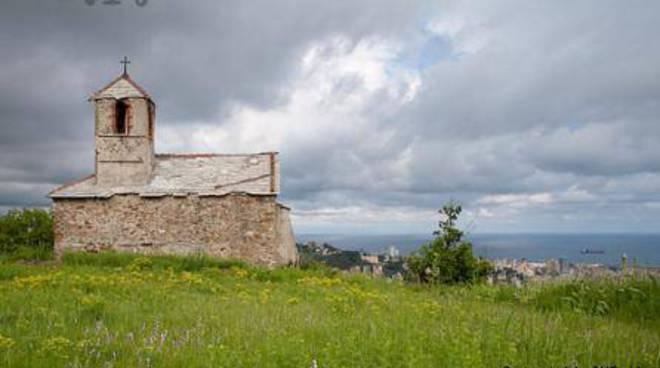 Savona, Parco delle Nazioni, illuminazione, Monte Ornato