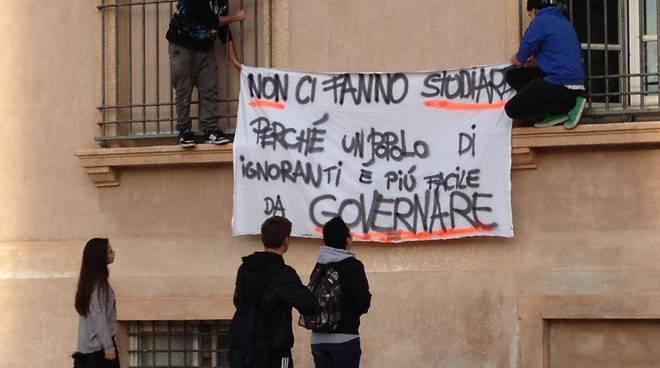 sciopero studenti - sciopero forconi