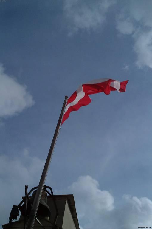 Sosituita Bandiera di Savona sulla Torretta