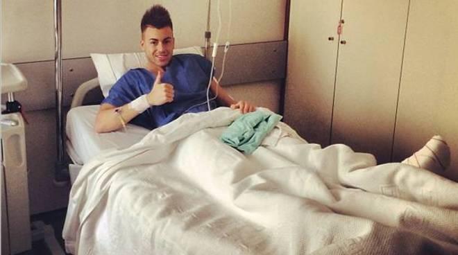 Stephan El Shaarawy operato in Portogallo