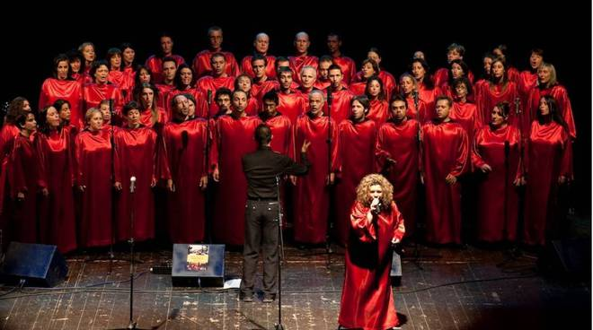 The Pilgrims Gospel Choir