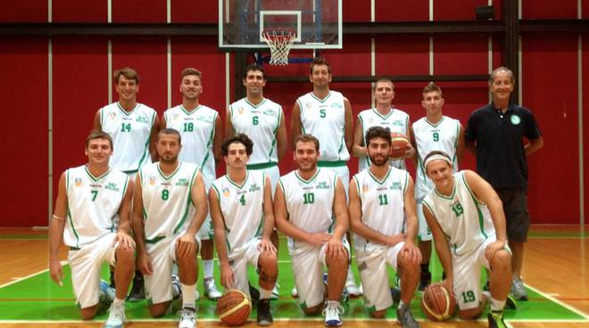 Basket Sestri Levante