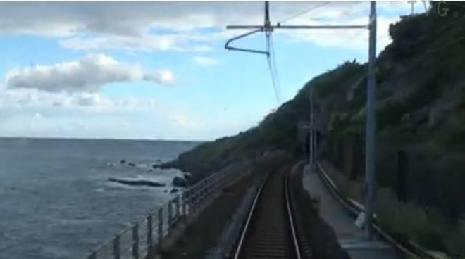 binari, ferrovia Andora Cervo