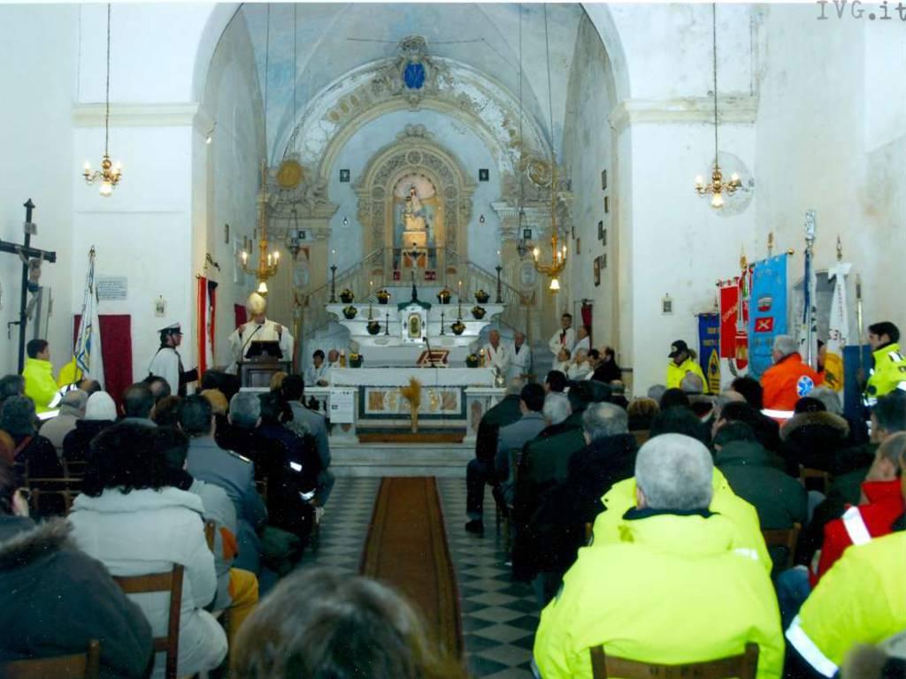 chiesa della madonna del monte Zinola