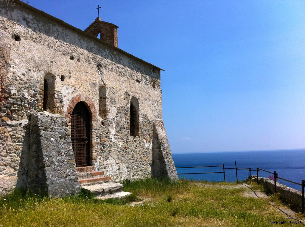Chiesa San Lorenzo Varigotti