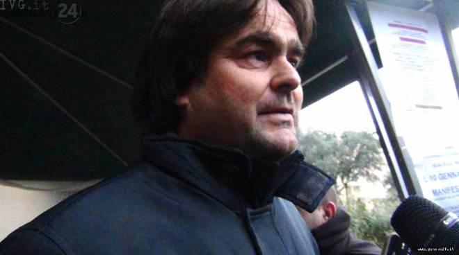 Danilo Calvani - leader forconi