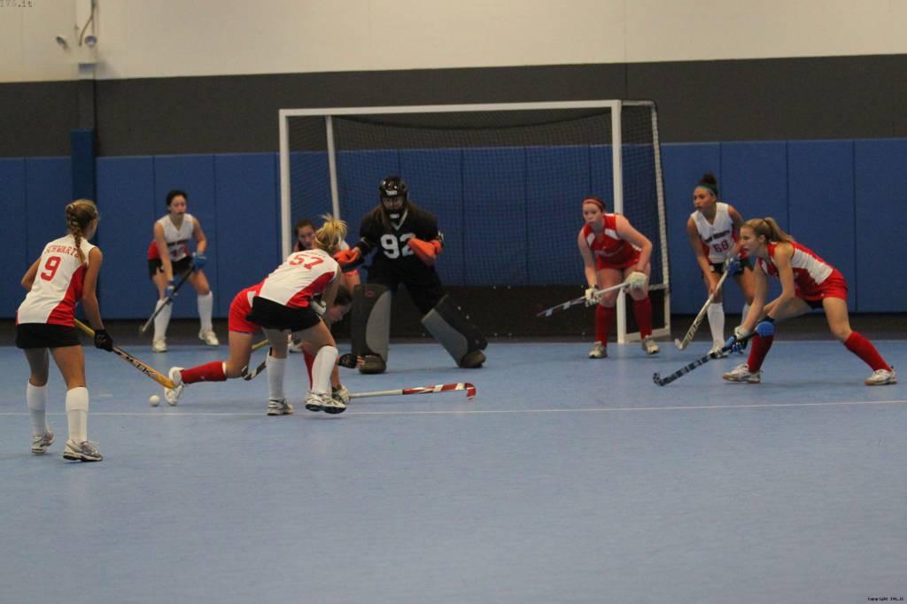hockey indoor donne