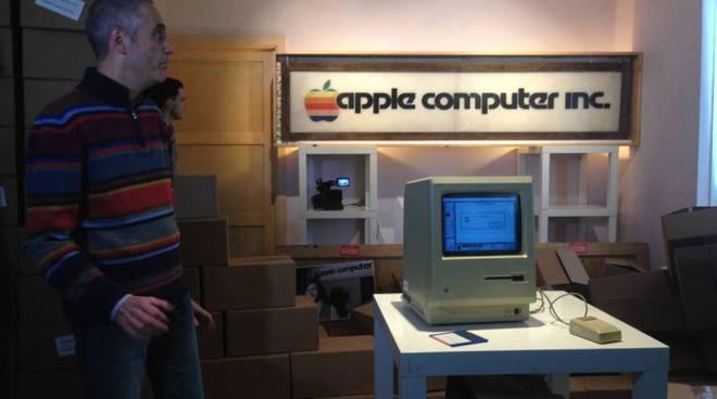 Presentazione nuova sede museo Apple