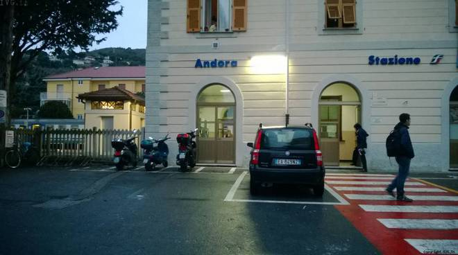 Stazione Andora