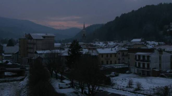 Webcam Calizzano neve Valbormida