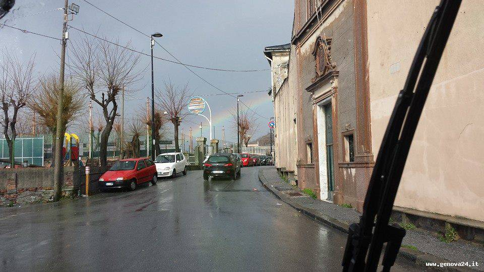 arcobaleno foto marco biggi