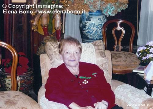 elena bono, foto tratta dal sito elena bono