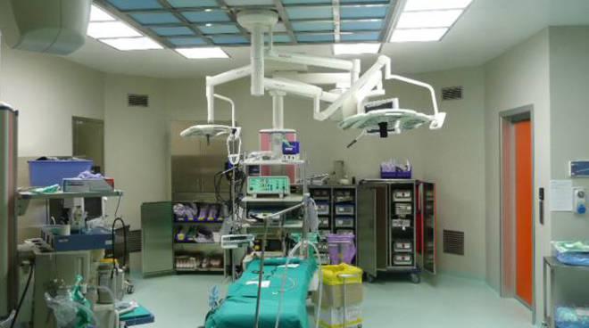 gaslini sala operatoria