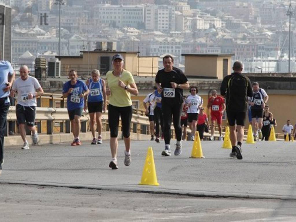 genoa port run, foto dal sito www.genoaportrun.it