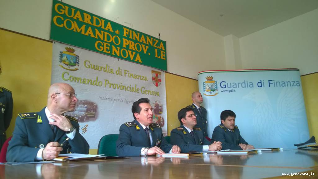 guardia di finanza comando provinciale