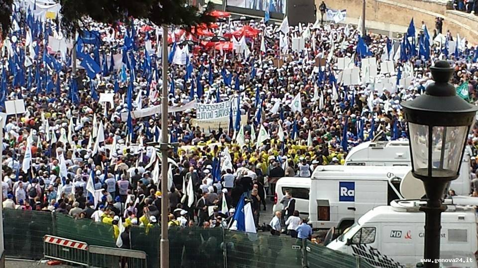 manifestazione roma rete impresa italia