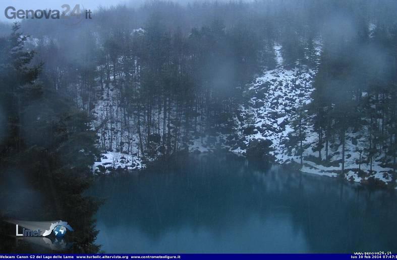 neve lago lame